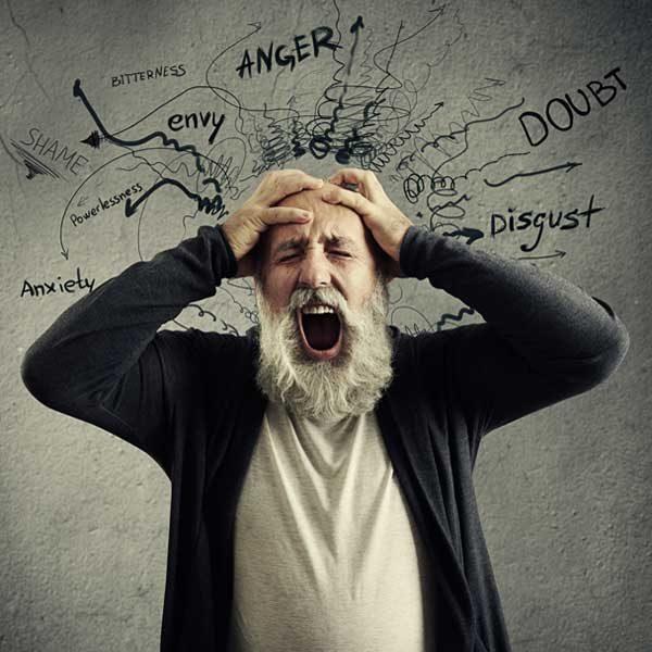 Understanding Behaviour of people with dementia